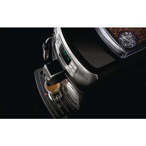 Saeco Intelia Super-automatic espresso machine