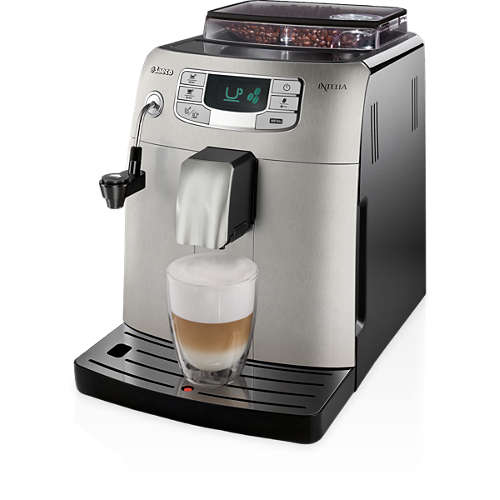 Saeco Intelia Super-automatic espresso machine
