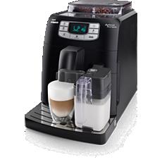 HD8753/11 Philips Saeco Intelia Helautomatisk espressomaskin