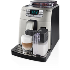 HD8753/83 - Philips Saeco Intelia Super-automatic espresso machine