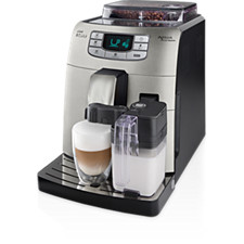 Intelia automatic espresso machines