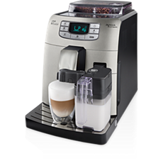 HD8753/87 - Philips Saeco Intelia Super-automatic espresso machine