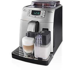 Saeco Intelia เครื่องชงกาแฟเอสเปรสโซ่อัตโนมัติแบบพิเศษ