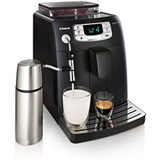 HD8756/09 -  Saeco Intelia W pełni automatyczny ekspres do kawy