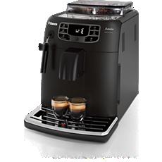 HD8758/57 Saeco Intelia Deluxe Super-automatic espresso machine
