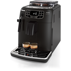 HD8758/57 Saeco Intelia Deluxe Super-machine à espresso automatique