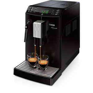 Minuto Macchina da caffè automatica
