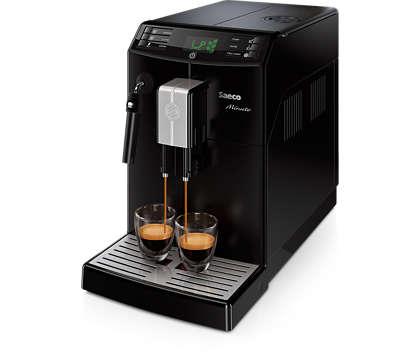 隨時一鍵品嚐摯愛咖啡
