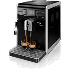 HD8767/01 Saeco Moltio Super-automatic espresso machine