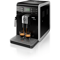 HD8767/47 Saeco Moltio Focus Super-automatic espresso machine