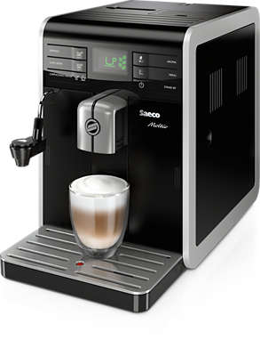 Moltio Machine Espresso Super Automatique Hd8768 01 Saeco