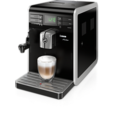 HD8768/01 Saeco Moltio Helautomatisk espressomaskin