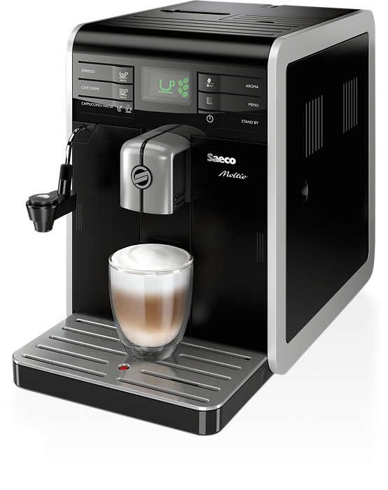 Fiecare moment merită aroma sa de cafea