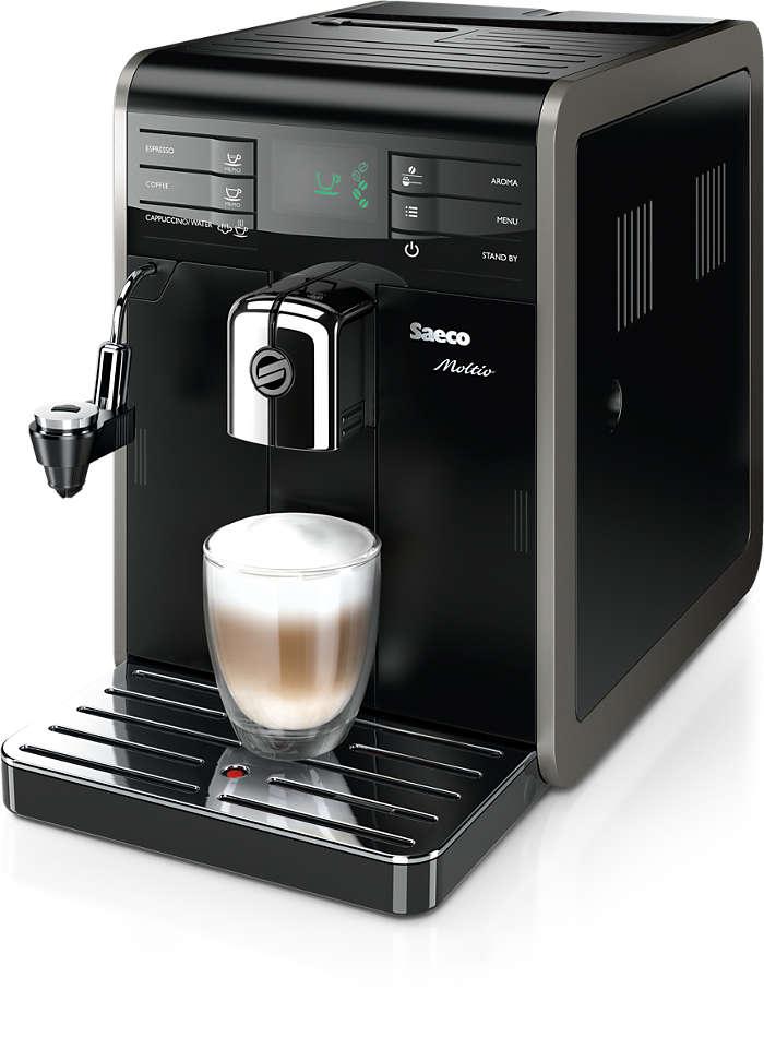 Cada momento merece un café diferente.