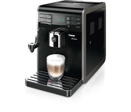 Jokaiseen kahvihetkeen sopiva aromi.