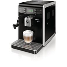 HD8768/41 Saeco Moltio Cafeteira espresso automática