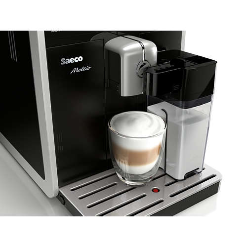 Moltio One Touch, Automatisch espressoapparaat