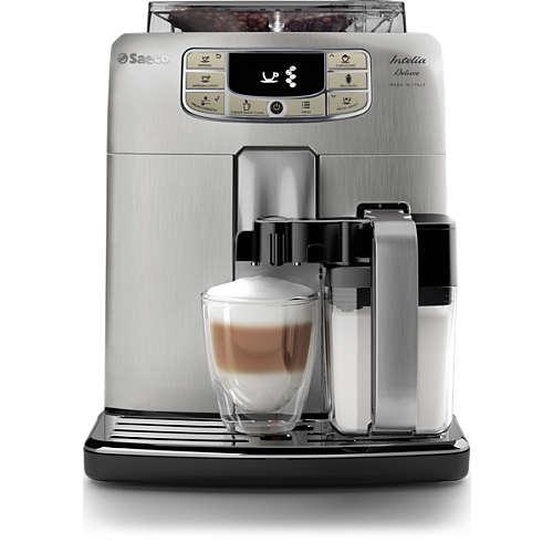 Intelia Deluxe Super-automatic espresso machine