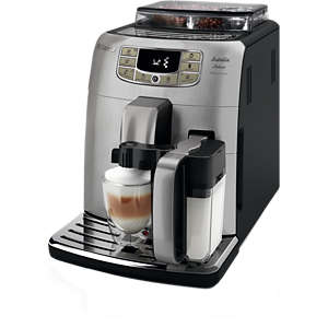 Intelia Deluxe Super-automatic espresso machine