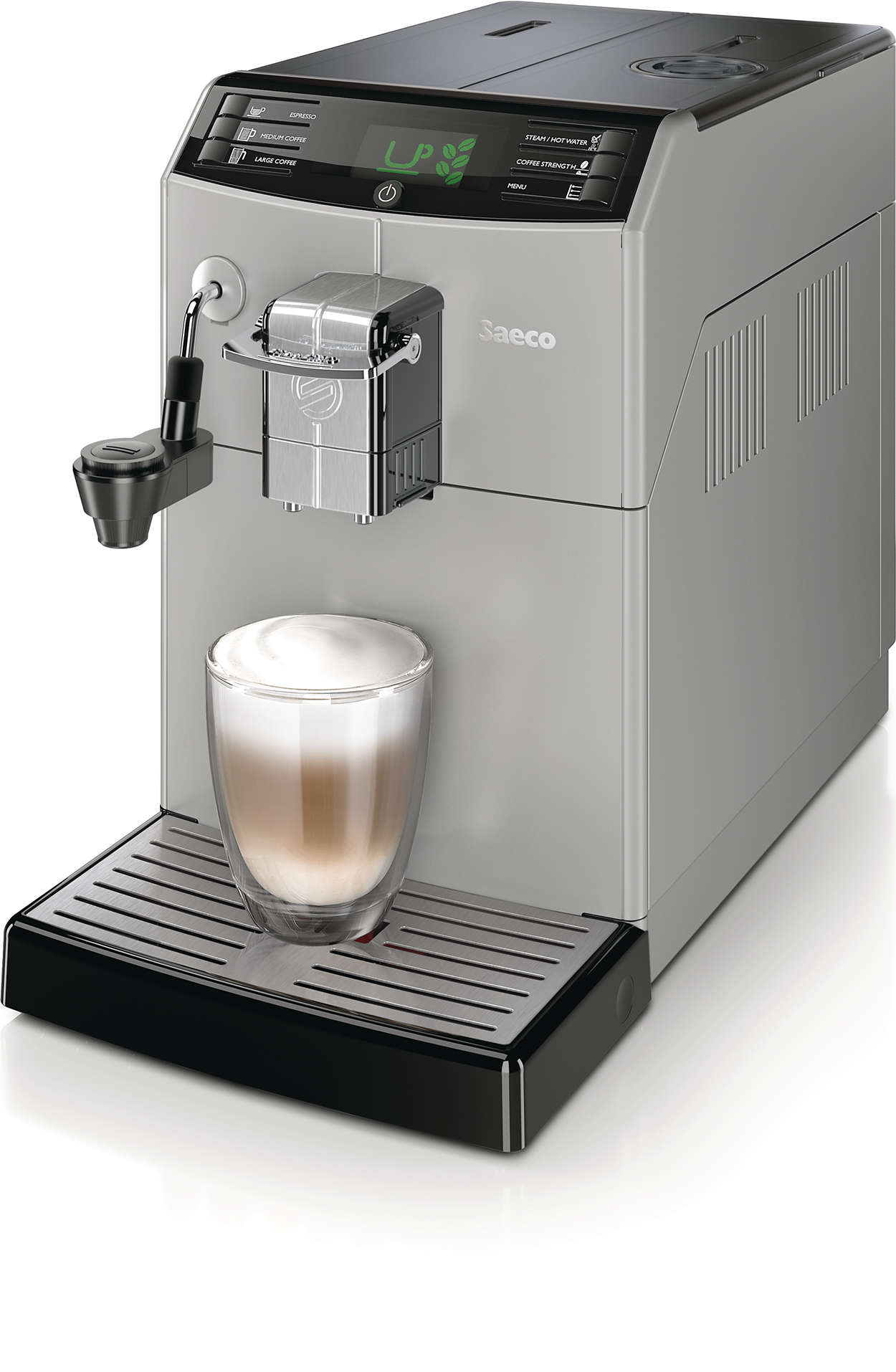 Savourez toujours votre café favori grâce à un simple bouton