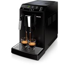 3000-es automata eszpresszó kávéfőzők