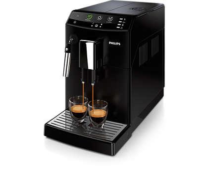 Najljubša kava je vedno na dosegu prstov