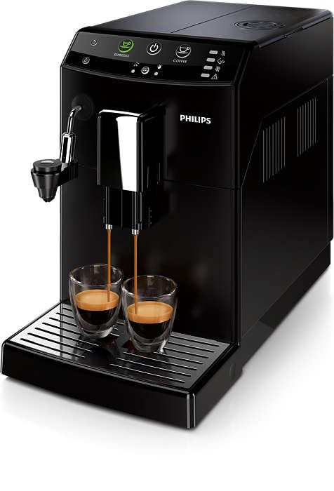 Votre café préféré à la simple pression d'un bouton