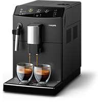 Cafetera espresso súper automática con 4 bebidas
