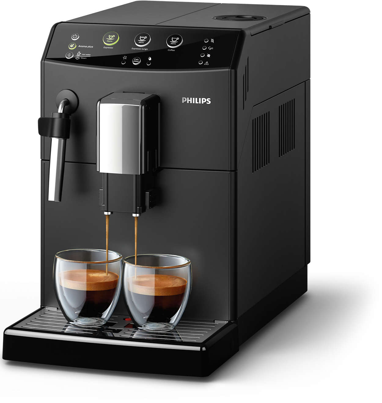 3000 series machine espresso super automatique hd8827 01 philips. Black Bedroom Furniture Sets. Home Design Ideas