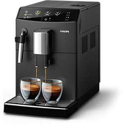3000 series Супер автоматична еспресо кавомашина
