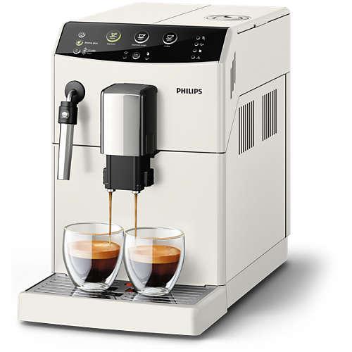 3000 series Cafetera espresso súper automática
