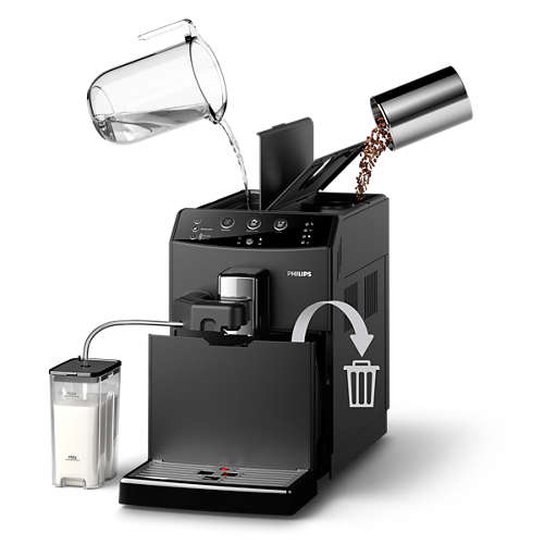 3000 series Machine espresso Super Automatique