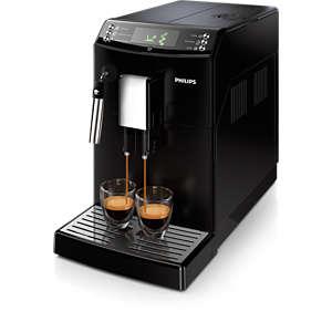 3100 series Espressomaskin med klassisk mjölkskummare