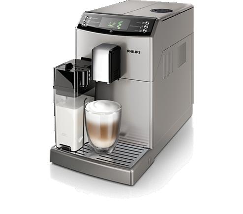 3100 series kaffeevollautomat hd8834 11 philips. Black Bedroom Furniture Sets. Home Design Ideas