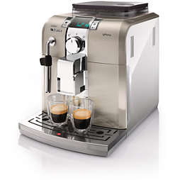 Saeco Syntia Cafetera espresso súper automática