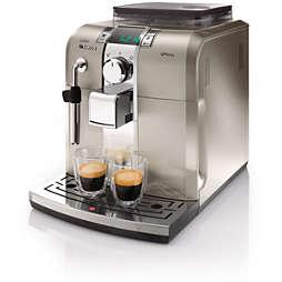 Saeco Syntia 全自動意式特濃咖啡機