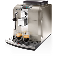 HD8837/06 Philips Saeco Syntia Super-automatic espresso machine