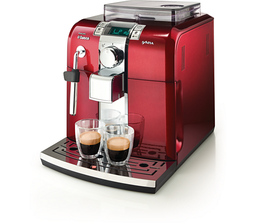Super Automatic Espresso Machine Hd8837 32 Saeco