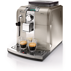 HD8837/43 Philips Saeco Syntia Cafeteira espresso automática