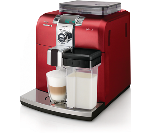 Syntia Super Automatic Espresso Machine Hd8838 31 Saeco