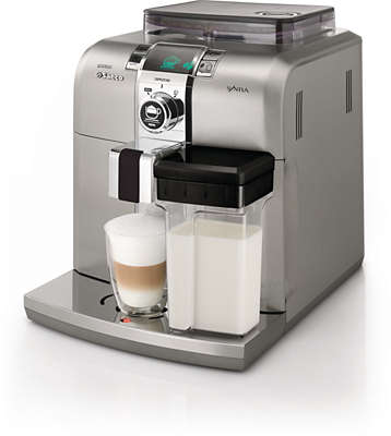 automatic espresso machine