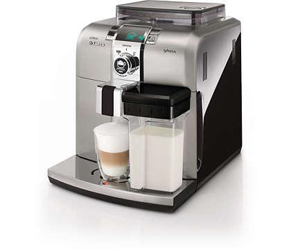Nyt italiensk espresso hjemme