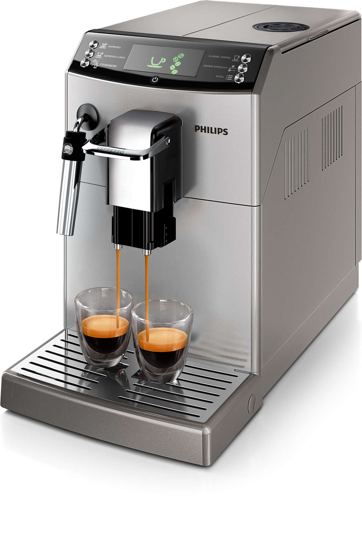 4000 series machine espresso super automatique hd8841 11 philips. Black Bedroom Furniture Sets. Home Design Ideas