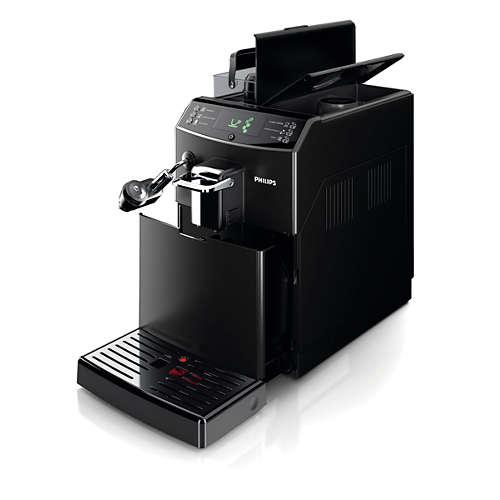 4000 series CoffeeSwitch - perfekt espresso eller bryggkaffe