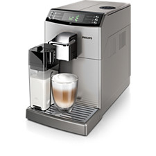 Super-automatic espresso machines