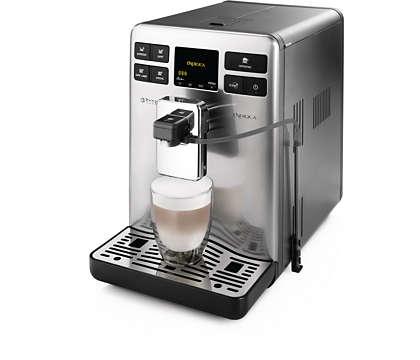 Genießen Sie Ihren Espresso