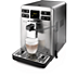 Saeco Energica Super-automatic espresso machine HD8851/01 Automatic Milk Frother Stainless steel