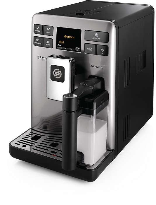 Dokonalé espresso akáva