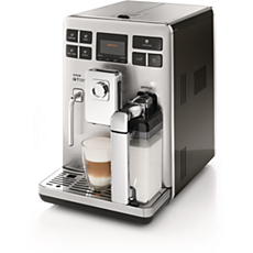 HD8854/14 - Philips Saeco Exprelia Super-automatic espresso machine