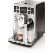 Gut bekannt HD8854/14 Philips Saeco Exprelia Super-automatic espresso machine BK72